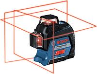 Лазерный уровень BOSCH GLL 3-80 [0601063S00] 4х1,5В АА, кейс