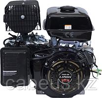 Бензиновый двигатель LIFAN 192F-2D-18А (с катушкой 18А) 18,5 л.с., вал 25 мм [192F-2D-18А]