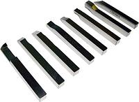 Комплект токарных резцов VISPROM 0030 HSS 10х10 мм, 100 мм [0030]