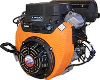 Бензиновый двигатель LIFAN 2V80F-2A (катушка 20А, 29 л.с., горизонтальный вал 25 мм) [2V80F-2A (20А)], фото 1