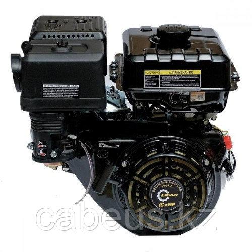 Бензиновый двигатель LIFAN 190FD-C-18А pro 18а (15 л.с., вал 25мм) [190FD-C-18А]