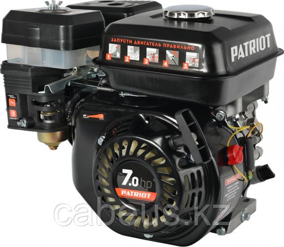 Бензиновый двигатель PATRIOT P170 FB-20 M 7,0 л.с [470108171]