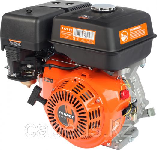 Бензиновый двигатель PATRIOT P177FB 9,0 л.с [470108125]