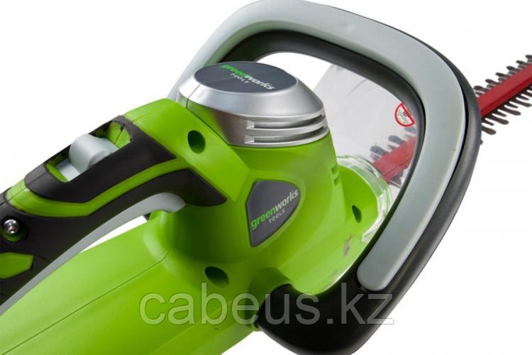 Ножницы-кусторез аккумуляторные GREENWORKS G24HT54 без АКБ и ЗУ (2200007) [2200007] - фото 2
