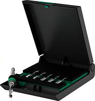 Набор наконечников комбинированных сверло - метчик 847/7 Set Combination Drill Bits Set WE-104651 [WE-104651]