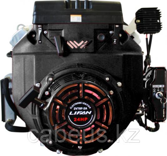 Бензиновый двигатель LIFAN 2V78F-2А (с катушкой 12V 20A) 24,0 л.с., электростартер [2V78F-2А (20А)]