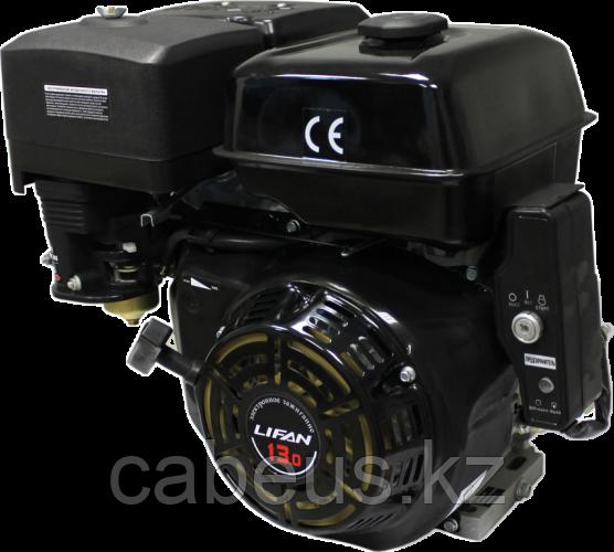 Бензиновый двигатель LIFAN 190FD- 7А (с катушкой 12V 7А) 15,0 л.с., электростартер [190FD-7А]