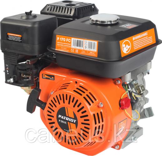 Бензиновый двигатель PATRIOT P170FC 7,0 л.с [470108215]