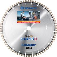 Алмазный диск универсальный HUSQVARNA S1235 350х25.4 мм 5838904-01 [5838904-01]
