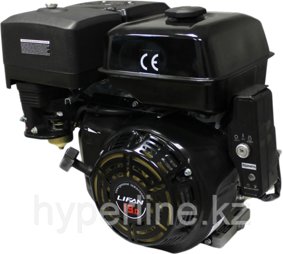 Бензиновый двигатель LIFAN 188FD 13,0 л.с., электростартер [188FD]