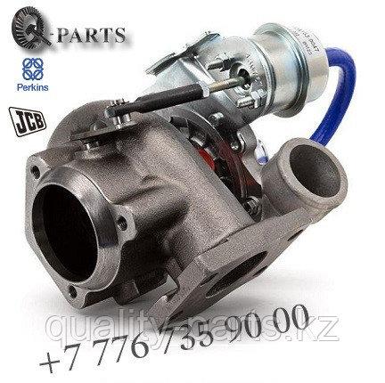 Турбокомпрессор, экскаватор-погрузчик, JCB3CX, JCB4CX, 320/06047, 2674A393.
