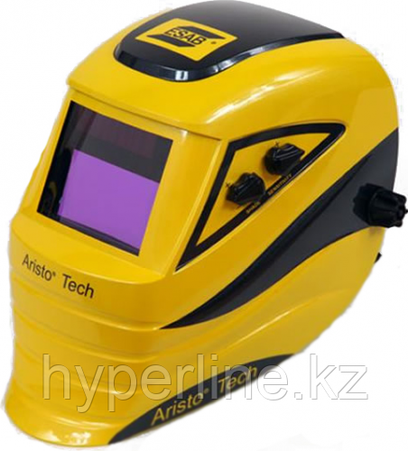 Маска сварщика ESAB Aristo-Tech 5-13 [0700000354] ARISTO TECH AMARILLO(Yellow)-цвет жёлтый