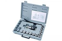 Патрон цанговый JET JE59500027 ISO40/ER32 с набором из 12 цанг (3-20 мм) [59500027]