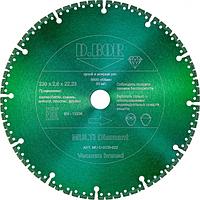 Алмазный диск универсальный D.BOR MULTI Diamant V-8 350х25.4 мм [D-MU-D-0350-025]