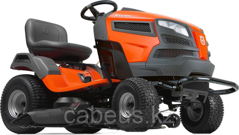 Садовый трактор HUSQVARNA ТS 243T с боковым выбросом [9604103-91]
