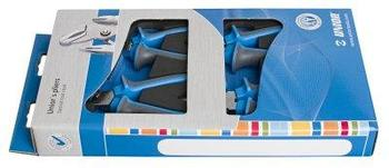 Набор шарнирно-губцевого инструмента в картонной упаковке - 402C2 UNIOR