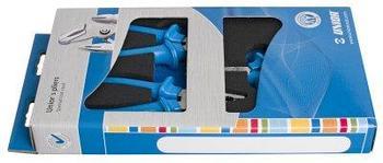 Набор шарнирно-губцевого инструмента в картонной упаковке - 402C3 UNIOR