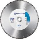 Алмазный диск универсальный HUSQVARNA AS12 350х25.4 мм 5430808-25 [5430808-25]