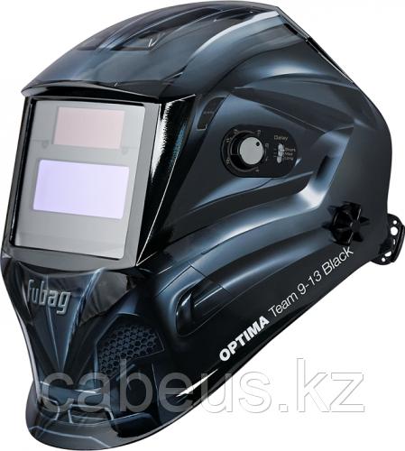 Маска сварщика FUBAG OPTIMA TEAM 9-13 Black [38074]