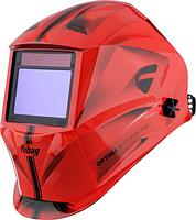 Маска сварщика FUBAG OPTIMA 4-13 Visor Red [38437], фото 1