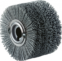 Щетка обдирочная для щеточной шлифмашинки METABO нейлоновая 100х70 мм 623505000 [623505000]