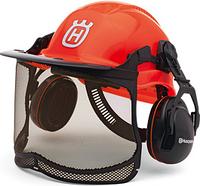 Шлем защитный HUSQVARNA Functional флуоресцентный 5764124-01 [5764124-01]