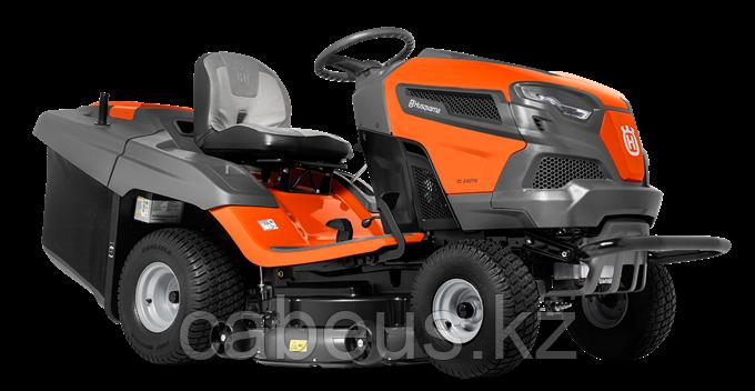 Садовый трактор HUSQVARNA ТС 242TX с травосборником [9605101-93]