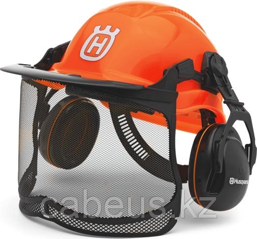 Шлем защитный HUSQVARNA Functional оранжевый 5764124-02 [5764124-02]