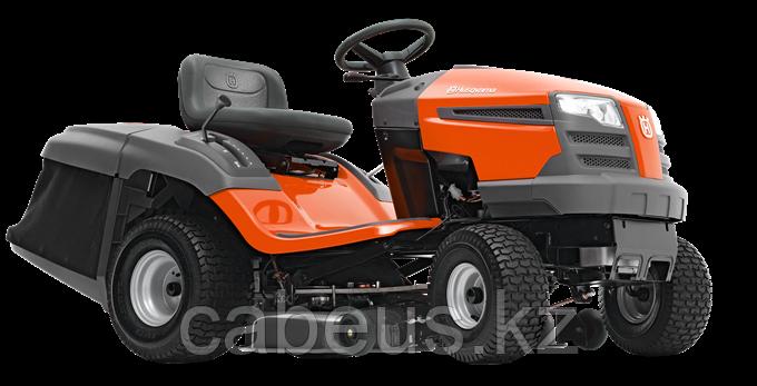 Садовый трактор HUSQVARNA ТС 138L с травосборником [9605101-89]