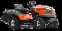 Садовый трактор HUSQVARNA ТС 138L с травосборником [9605101-89], фото 1