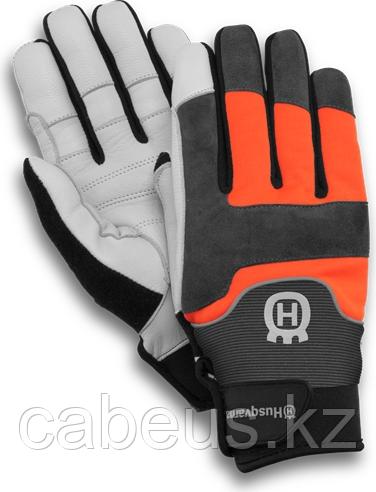 Перчатки HUSQVARNA Technical c защитой от порезов бензопилой, р.10 5950034-10 [5950034-10]