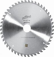 Пильный диск по алюминию АТАКА 255х100тх30 мм отрицательный угол [8077920]
