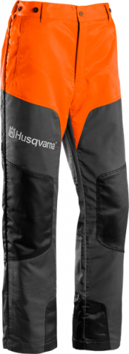 Брюки с защитой от порезов бензопилой HUSQVARNA Classic 20, модель А, р. 44 5950014-44 [5950014-44]