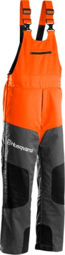 Полукомбинезон с защитой от порезов бензопилой HUSQVARNA Classic, модель А, р.52 5823364-52 [5823364-52]