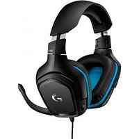 Наушники Гарнитура игровая Logitech G432 Gaming Headset Leatherette