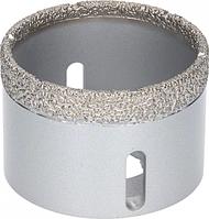 Алмазная коронка X-LOCK BOSCH 75 мм Dry Speed [2608599024]