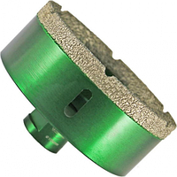Алмазная коронка для сухого сверления D.BOR KERAMOGRANIT-DRY 100х60 мм М14 [D-KG-D-100-014]