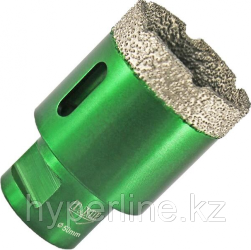 Алмазная коронка для сухого сверления D.BOR KERAMOGRANIT-DRY 50х60 мм М14 [D-KG-D-050-014]