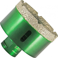 Алмазная коронка для сухого сверления D.BOR KERAMOGRANIT-DRY 60х60 мм М14 [D-KG-D-060-014]