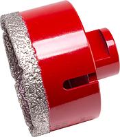 Алмазная коронка для сухого сверления RUBI DRYGRES 68 х 62 мм М14 04917