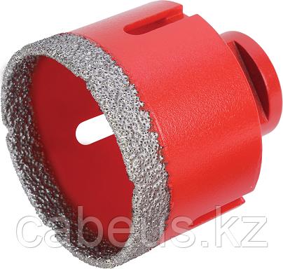Алмазная коронка для сухого сверления RUBI DRYGRES 43 х 62 мм М14 04913