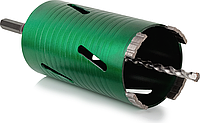 Алмазная коронка для сухого сверления D.BOR Laser Drill 82х150 мм М16 (LD150-0082-016)
