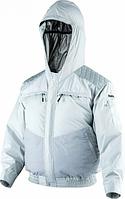 Куртка с вентилятором MAKITA DFJ407ZXL без АКБ и ЗУ [187733]