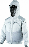 Куртка с вентилятором MAKITA DFJ407ZM без АКБ и ЗУ [187732]