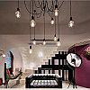 Лампы накаливания Эдисона 40 ватт.  лампы ретро-стиля, ретро лампы, винтажные лампы, старинные лампы, фото 5