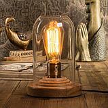 Лампы накаливания Эдисона 40 ватт.  лампы ретро-стиля, ретро лампы, винтажные лампы, старинные лампы, фото 6
