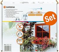 Комплект микрокапельного полива GARDENA 01407-20.000.00 для горшечных растений [01407-20.000.00]