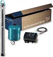 Установка для водоснабжения GRUNDFOS SQE 2-115 96524507 [НС-1027495]