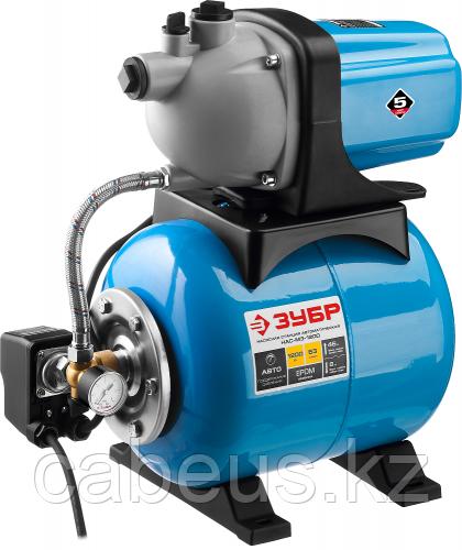 Установка для водоснабжения ЗУБР НАС-М3-1200 [НАС-М3-1200]