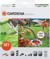 Комплект садового водопровода базовый GARDENA 08255-20.000.00 [08255-20.000.00]